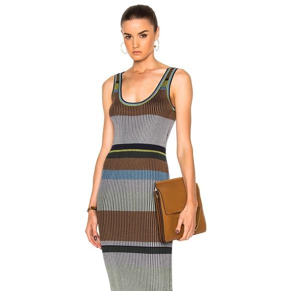 3f4008aa45c66 Diane Von Furstenberg Dresses | Knit Tank Midi Dress | Poshmark
